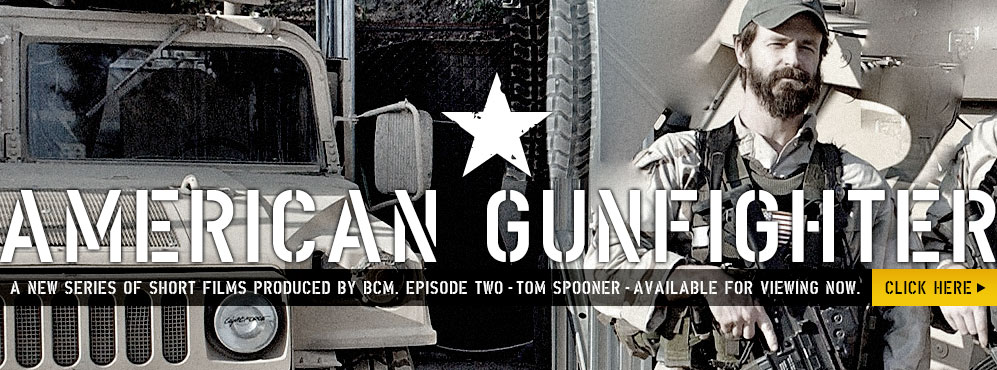 American Gunfighter - Tom Spooner.