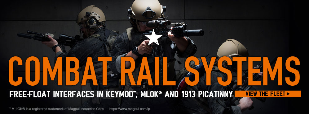 BCM Combat Rail Systems.