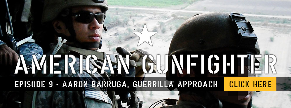 American Gunfighter Episode 9 - Aaron Barruga.
