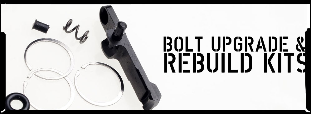BCM® Bolt Upgrade and Rebuild Kits.