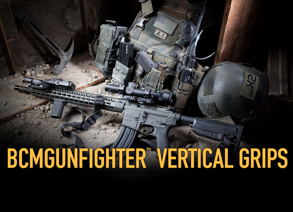 BCMGUNFIGHTER Mod 3 Vertical Grip.