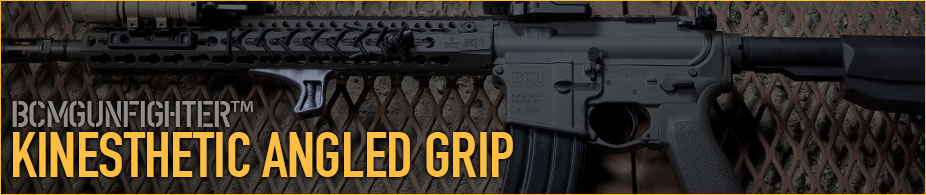 The BCMGUNFIGHTER™ KAG Grip.
