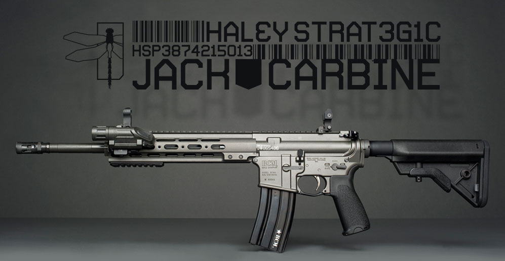 Haley Strategic Partners - The Jack Carbine.